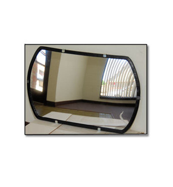 Roundtangular Convex Security Mirror Safey Mirror