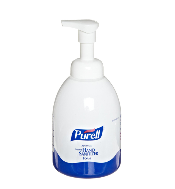 Purell Instant Hand Sanitizer Foam Germ Free Solutions