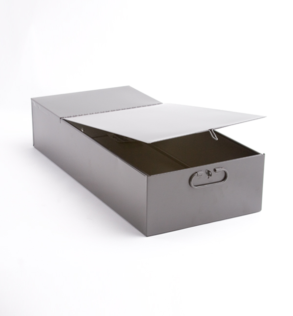Bond Box For 3 Quot X 10 Quot Safe Deposit Boxes Metal