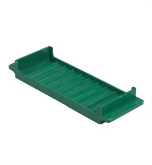Standard Coin Tray - Dimes - Green