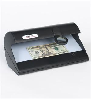 Mag II Dual-Control Counterfeit Cash Detector
