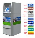 ATM Fractional Wrap Panels