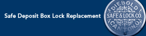 Safe Deposit Box Lock Replacement