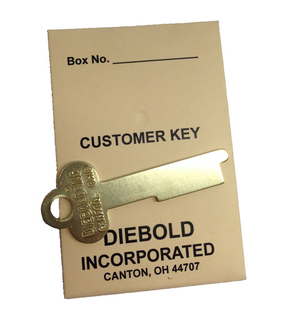 Safe Deposit Box Key Duplication Service