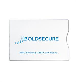 RFID Credit / Debit Card Protection Sleeve - ATM Card Glove